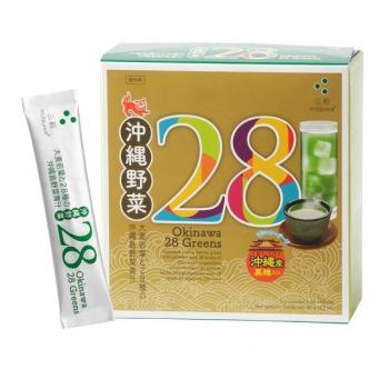 Mitsuwa Okninawa 28 Greens