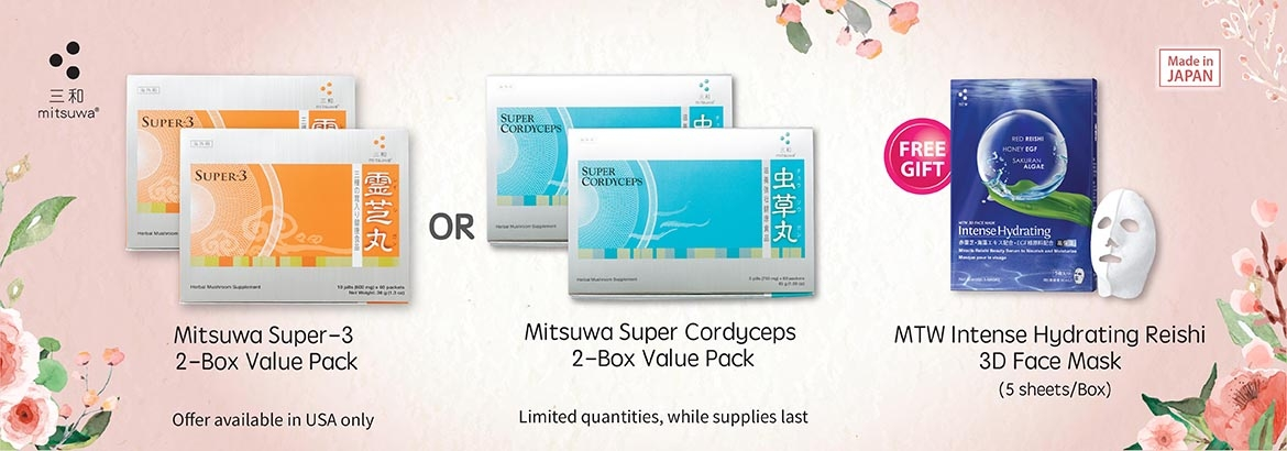 Mitsuwa Mother's Day Promo